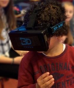 Virtual reality: waar ben jij?